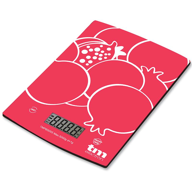 B scula de cocina tmpbs005 tm electron - Bascula cocina carrefour ...