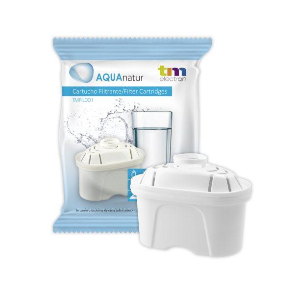 TMFIL004 cartucho filtro de agua compatible con jarras Brita® Maxtra®