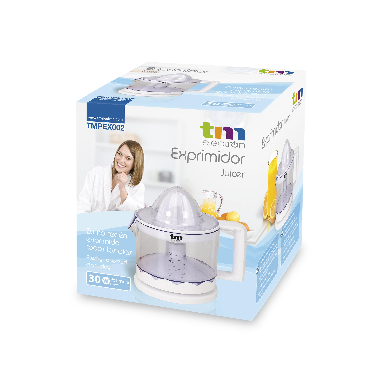 Exprimidor de cítricos TMPEX002 TM ELECTRON